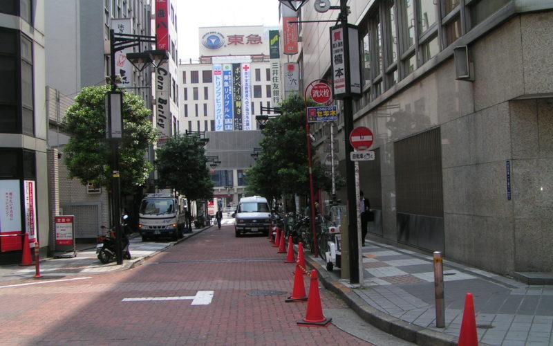 2006年5月29日中央街中央通り