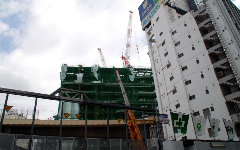東急東横店東館タワー