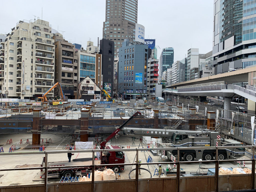 2021年2月26日㈮桜丘再開発地区